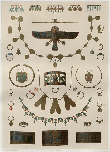 Histoire de l'art égyptien by Prisse D'Avennes, 1878 a