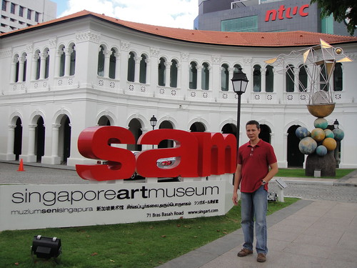 D at the SAM Singapore At Museum