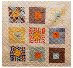 Munki Dog Quilt (joomoolynn) Tags: pez dogs ross jump jane market heather joel katie rope bugs american fancy lightning schmidt flea fmf kona dewberry munki denyse