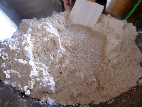 Flour + Sugar