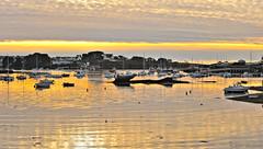 L'Aber Ildut (Brestitude) Tags: sunset sea mer port harbor brittany bretagne breizh coucherdesoleil couchédesoleil finistère nikkor70300mm abers aberildut d700 brestitude