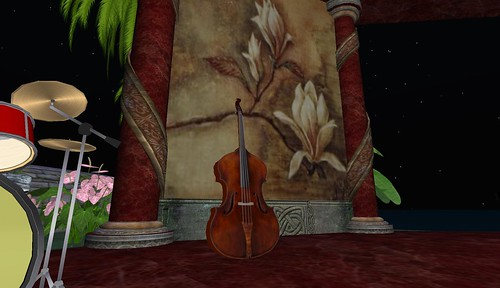 the majestic live music in second life