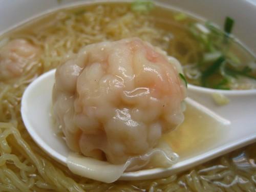 Shrimp Wonton @ Tong Kee