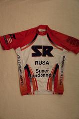 Super Randonneur Jersey(front)