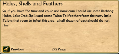 Anglorum / Quest / Hides, Shells and Feathers 4249980935_6536858015_o