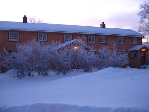 Day 6 Øiegården