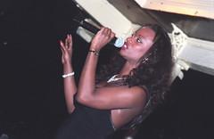 Black Lady Singer at The Africa Centre London Dec 2002 051 (photographer695) Tags: africa 2002 black london lady centre dec singer the