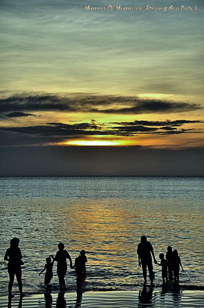 Tanjung Aru Sunset
