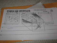 (Pirates of) Dark Water storyboards: Episode 1 - The Quest (andorus) Tags: art concept conceptual darkwater storyboard storyboards thequest hannabarbera dagron niddler piratesofdarkwater dactylon