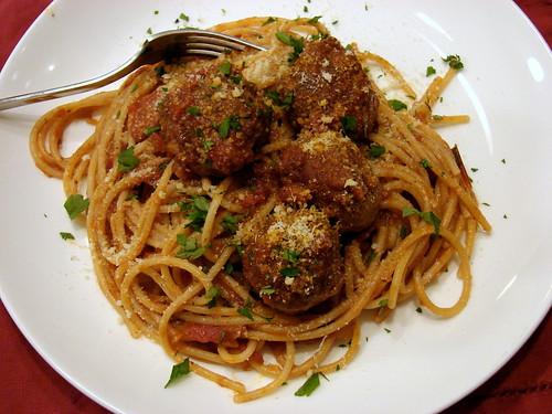 Dinner: January 9, 2010
