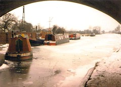 Yardley Gobion Canal Bridge 1981 no.2
