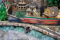 CF727 Fantasy Train Village (listentoreason) Tags: christmas usa holiday america canon mall dc model districtofcolumbia modeltrain unitedstates favorites places event nationalmall usbg botanicgarden scalemodel modelrailroad unitedstatesbotanicgarden ef28135mmf3556isusm score25 naturalmaterial resinmodel naturalmaterialsresinmodel