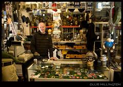 Military surplus store (Ollie Millington Photography [] com) Tags: shop nikon employment hats indoors manager job d3 strobist sb900 olliemillington militarysurplusstore