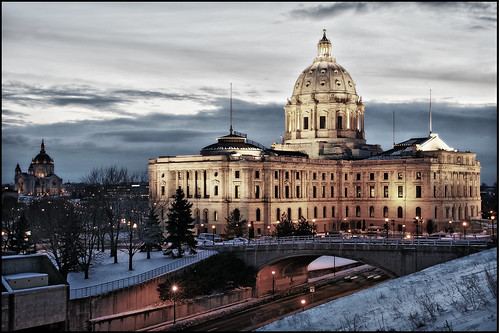 minnesota state capitol, st. paul cathedral