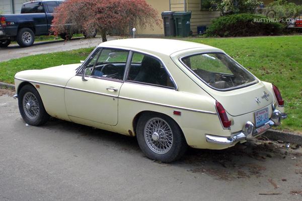 1969 MGB GT