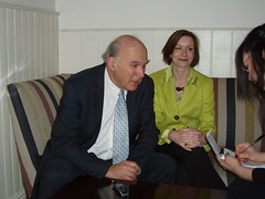Vince Brunch 042 (Caledonian Lib Dems) Tags: shadow for with dr vince cable bridget business fox brunch local mp joined representatives vincebrunch