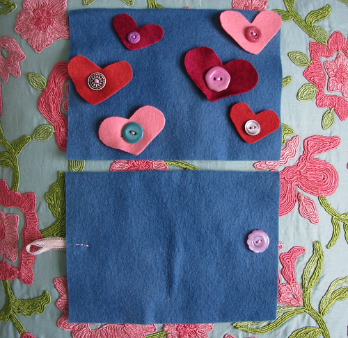 Valentine's Day Busy Book