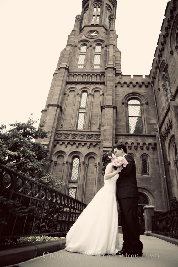 Sang & Chi's wedding