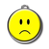Not happy Charm
