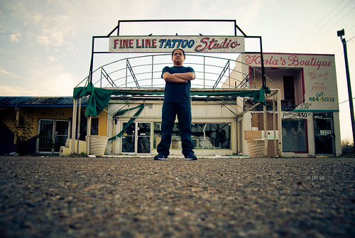 fine line tattoo studio