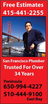 San Francisco Plumber