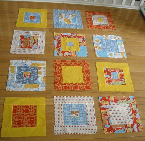 Sew Inspired: Simple Squares Sashing + Cornerstone Instructions ... : sashing on quilts - Adamdwight.com