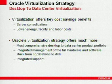 Software for Oracle Sun