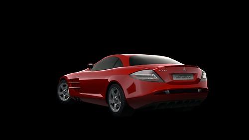 GT PSP - Mercedes-Benz SLR McLaren '03 par PlayStation.Blog.Europe