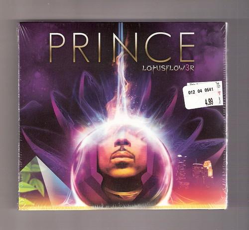 Princes Lotusflower 3 Cd Album 499 At Target Steve Hoffman