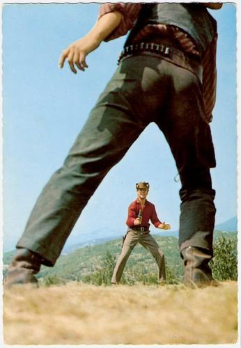 Götz George in Der Schatz im Silbersee