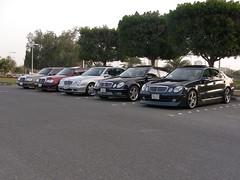 Mercedes-Benz Club in KUWAIT 2010 (q8500e) Tags: hot wow mercedes benz cool towers kuwait 500 55 mb 29th e55 amg 2010 q8 gtg w124 e240 w210 w211 500e q8i q8500e