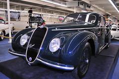 1939 Alfa Romeo 6C 2500 Sport Touring Berlinetta