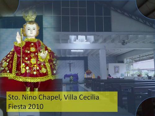 Sto Nino Villa Cecilia