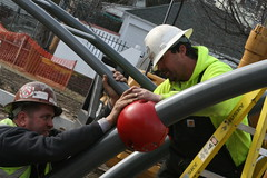 Cronin Park Construction