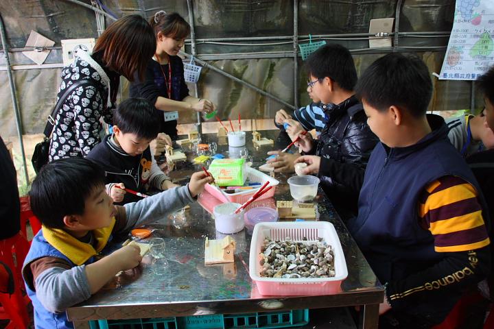 三芝番婆林花園(花卉、醬菜)0044