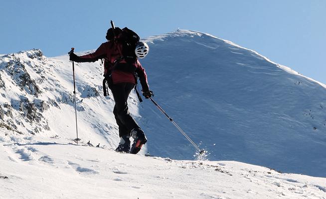 Scialpinismo Lagoni Cimone