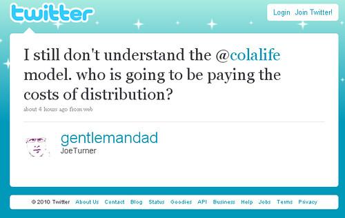 Finance Tweet