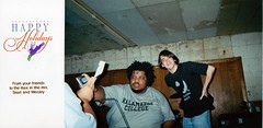 Sean and Wesley (seanwmahan) Tags: chicago wesleywillis thefireside