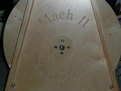Mach II - back
