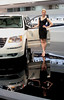 Chrysler girl (Darie M) Tags: show winter usa girl washingtondc us washington model reflexii carshowwomen autoshowmodel chryslergirl