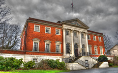 Warrington Town Hall (Ustwo2010) Tags: town hall warrington hdr
