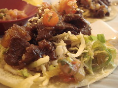 Bulgogi Taco at Kogyo (alderina) Tags: food bbq korean taco surabaya