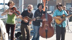 Music at the Ferry Building Farmers Market - original