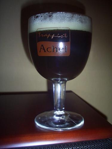 Achel Bruin glass