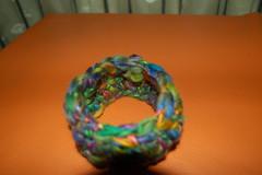 creazioni betta 008 (elisabetta mastrosimone) Tags: lana braccialetto alluncinetto