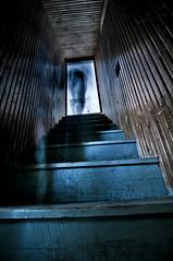 Stairs to the Past (SakariM) Tags: house building broken stairs nikon alone walk ghost eerie creepy tokina spooky horror abandonded ghosts mm d300 sakari 1116 mkel