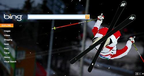 Bing #4 Olympics