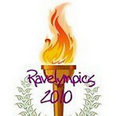 Ravelympics torch