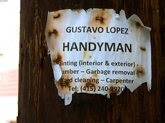 Handyman's Work
