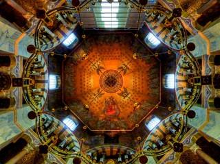 Aachen Cathedral: Octagon / Oktogon